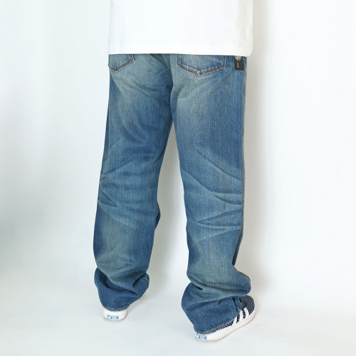 541 Athletic Straight Fit Jeans - Blue Canyon