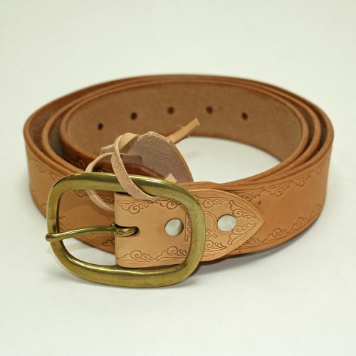 TLF101 Belt - Brown