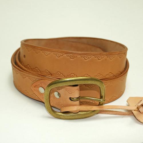 TLF102 Belt - Brown