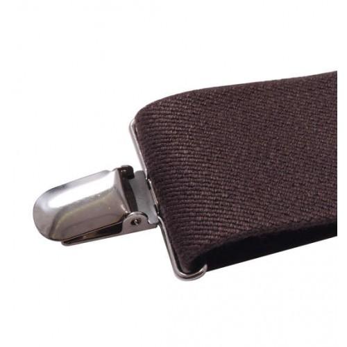 Suspenders Belt - Brown
