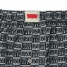 Classic Logo Pattern Boxer Set - Grey/Red