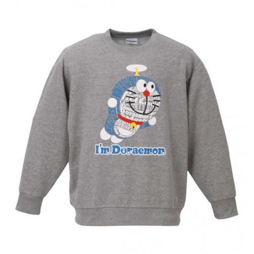 Full Of Doraemon's Dogu Crew Trainer - Grey