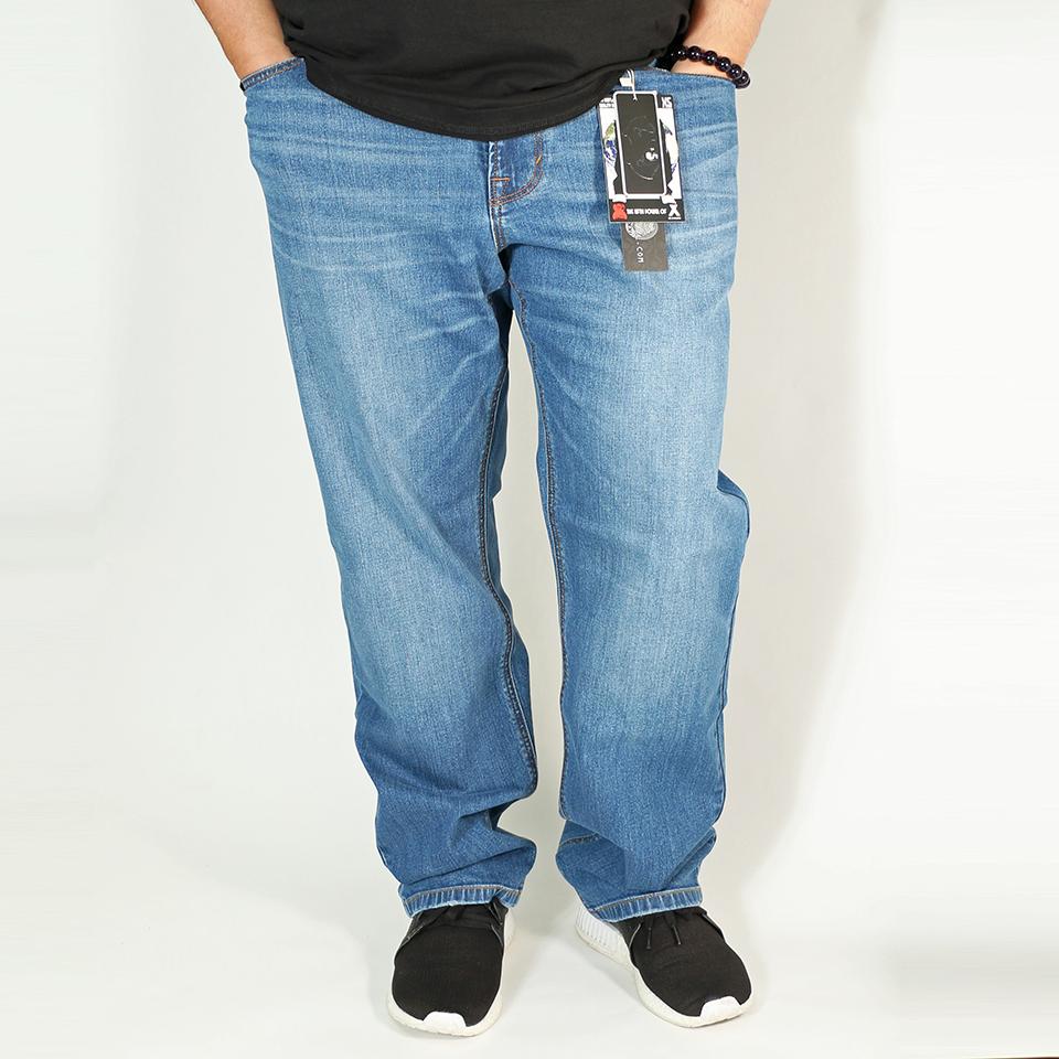 808A 元祖 Ganso Hinshitsu Jeans - Light Wash