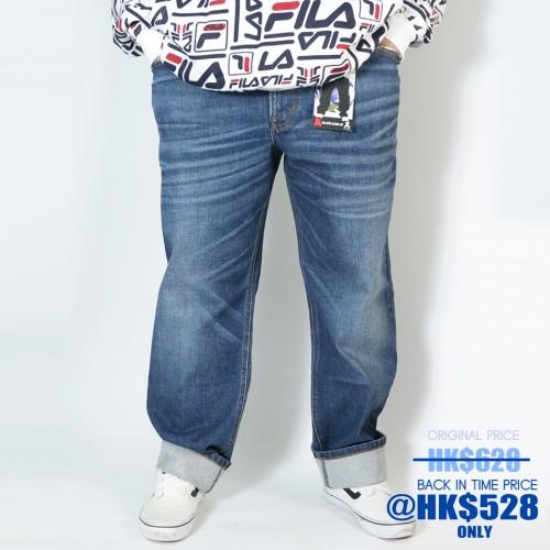 808A Ganso Hinshitsu Inde Series Denim - Vintage