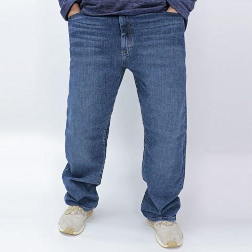 Relax Comfort Flex Jeans - Medium Wash