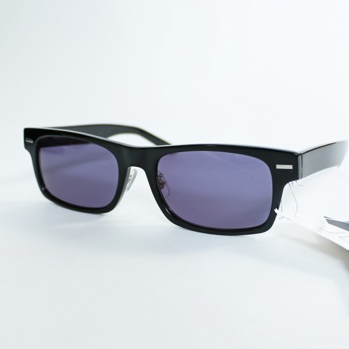 Simple UV Blocking Sunglasses - Black