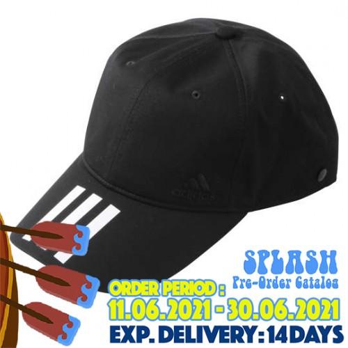 Antibacterial Processing Mask Cap - Black