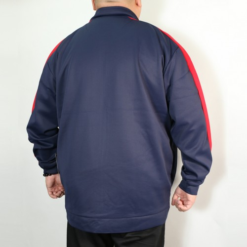 Basic Track Jacket - Blue