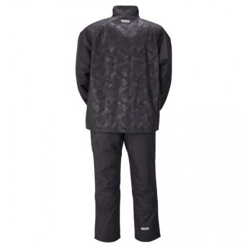 Taffeta Warm Fleece Jersey Set - Black