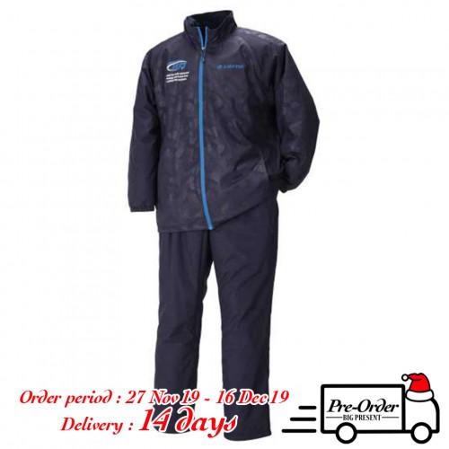 Taffeta Warm Fleece Jersey Set - Navy