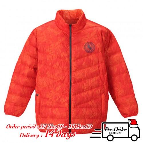 Lightweight Down Jacket - Orange
