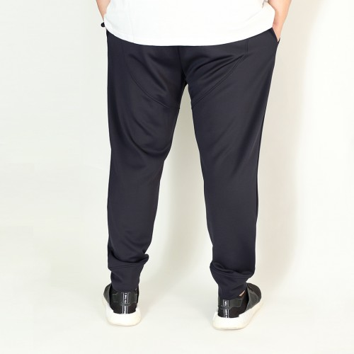 Elastic-Cool Training Joggers - Navy