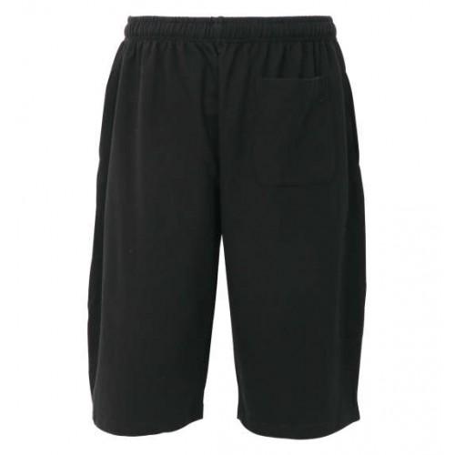 Sweat Half Pants - Black