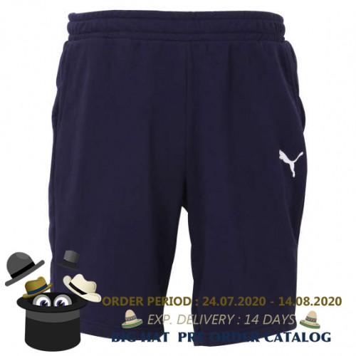 Essential Sweat Half Pants - Navy