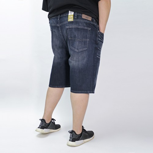 Signature Gold Label Jean Shorts - Indigo