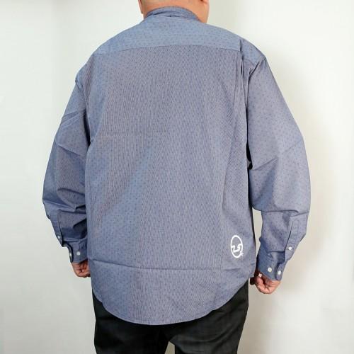 Bootboy Chambray Shirt - Blue Rain