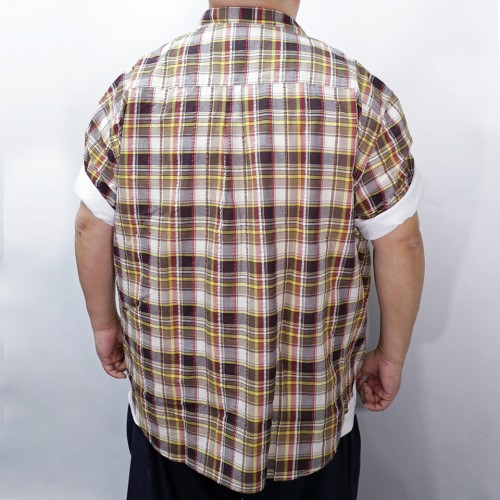 Checker Shirt - Brown