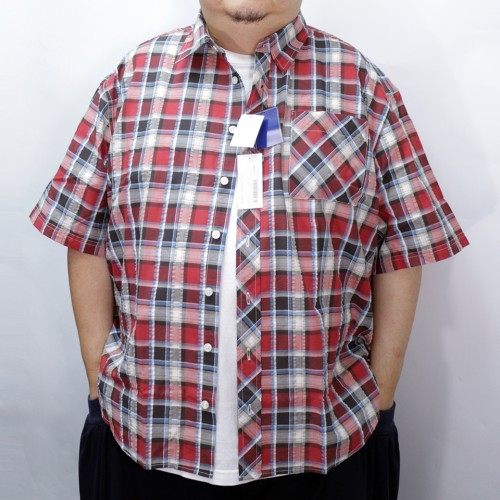 Checker Shirt - Red