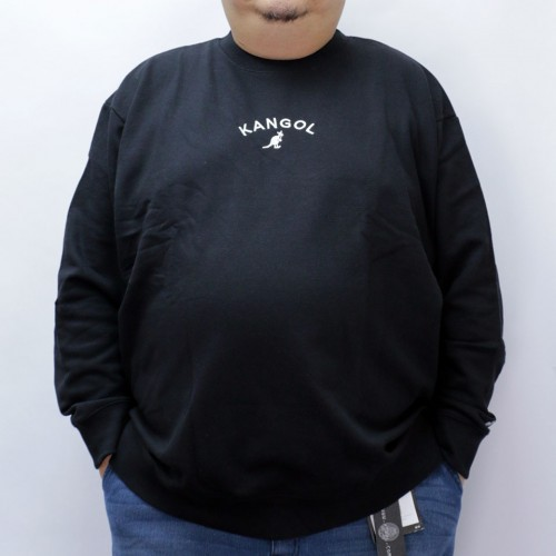 Centre Logo Sweater - Black