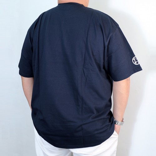Marching Boden Bibuto Tee - Navy