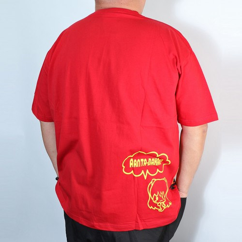 Asuka Langley Soryu Tee - Red