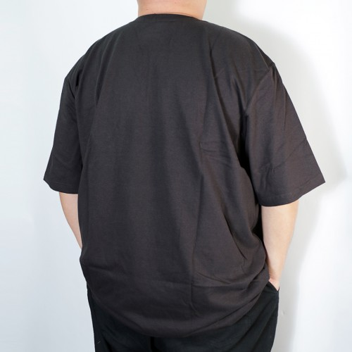 Simple S/S Pocket Tee - Black