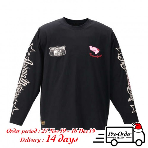 Pink Panther Special Edition L/S Tee - Black