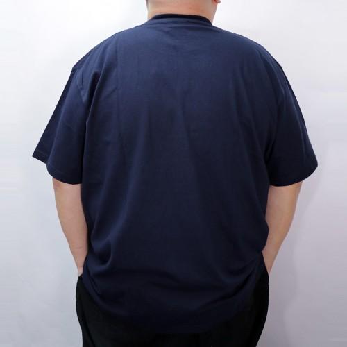 Metabolic Syndrome Power Tee - Navy