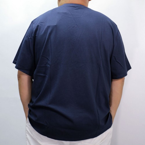Big Logo Tee - Navy