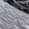 Dry mesh Camo Tee - Black